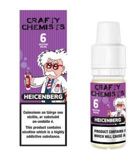 Crafty Chemists Heisenberg