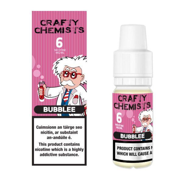 Crafty Chemists bubble gum flavour