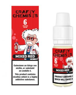 Crafty Chemists mixed red