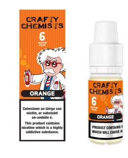 Crafty Chemists orange